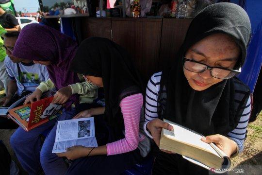 Kemenristek Dikti dorong budaya membaca mahasiswa calon guru