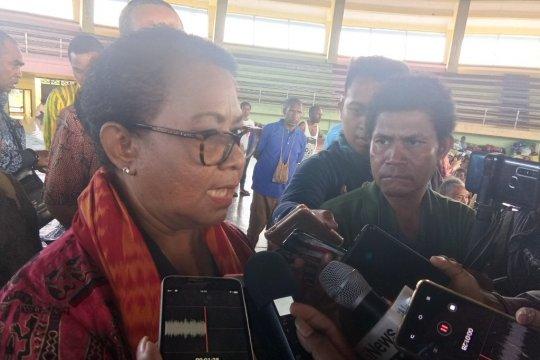 Menteri PPPA : anak-anak pengungsi harus diperhatikan sekolahnya