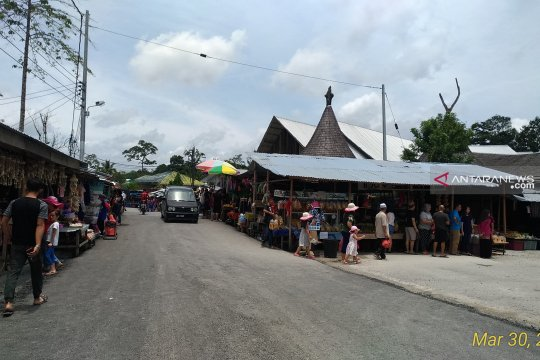 Cemas, begini harapan pedagang Indonesia di Pasar Serikin Malaysia