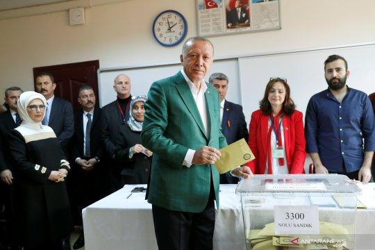 Erdogan alami pukulan pada pemilu lokal di kota-kota besar
