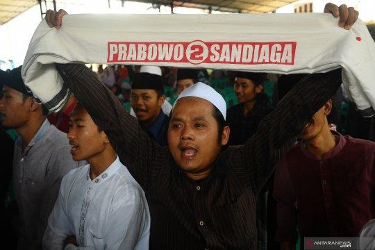 Santri di Kudus deklarasikan dukung Prabowo - Sandi