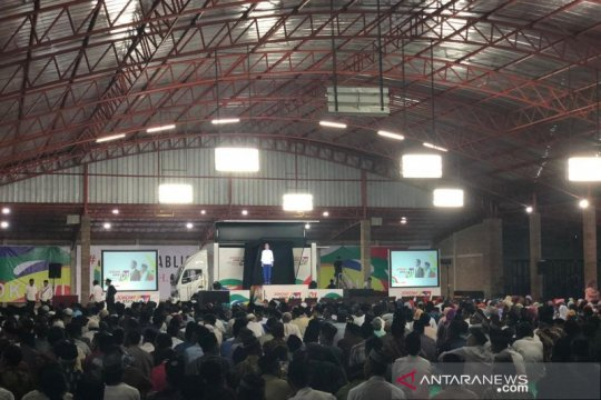 TKD Bogor Klaim Kampanye Hologram Jokowi di Bogor Spektakuler