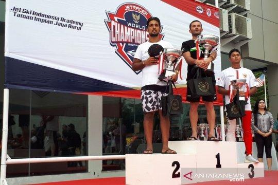 Jawara Kejuaraan Dunia Jetski, Pastorello bocorkan strateginya