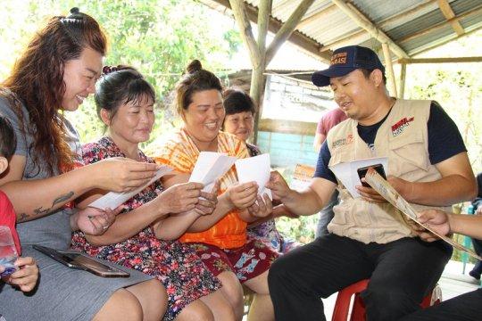 Gigihnya relawan demokrasi Tionghoa di Singkawang