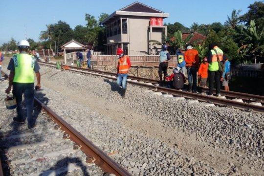 Pembangunan jalur ganda, KAI rekayasa operasional di Stasiun Sumpiuh