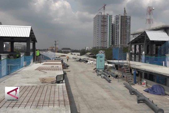 Jalur layang Medan-Bandar Khalipah beroperasi April 2019