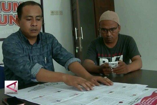 KPU Temanggung temukan ribuan surat suara rusak