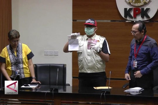 OTT Direktur Krakatau Steel terkait dugaan suap pengadaan barang dan jasa