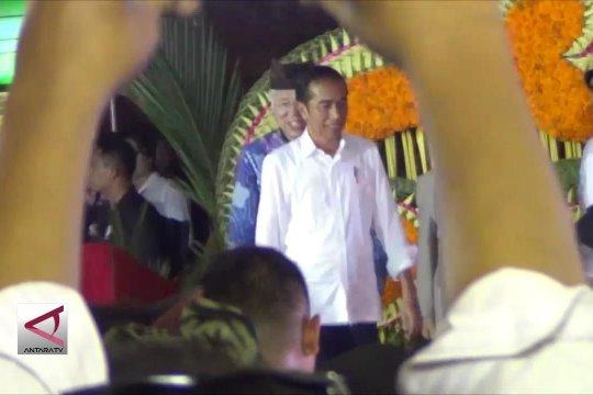 Pasar Badung Denpasar dibuka kembali