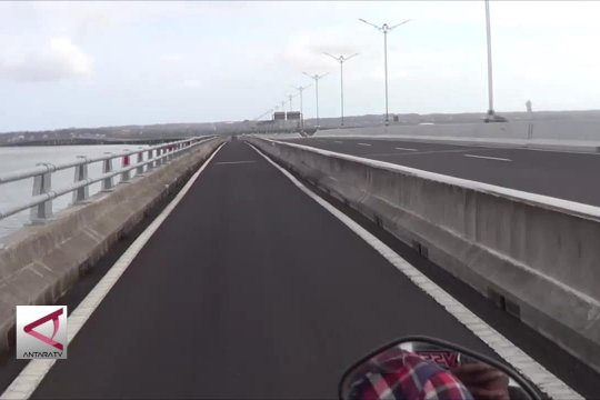 Jalan Tol Bali Mandara ditutup selama 32 jam