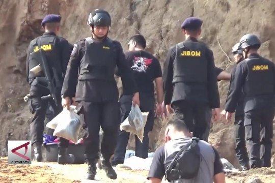 Tim Gegana ledakkan bom Sibolga
