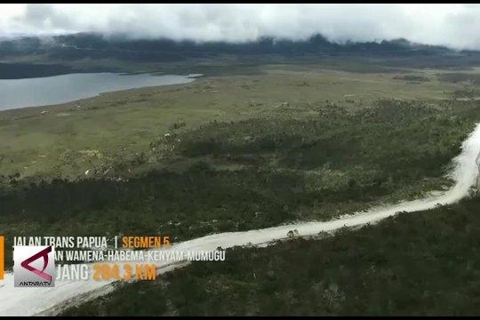 600 Personel TNI, amankan pembangunan Jalan Trans Papua