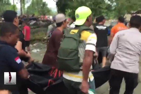 Banjir Bandang Sentani telan 50 korban jiwa