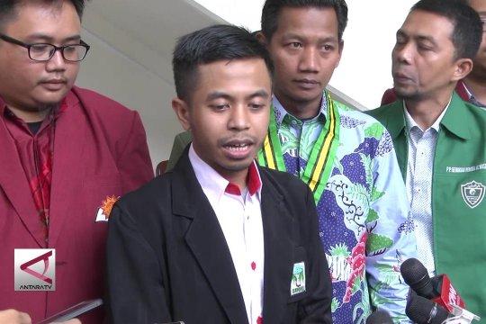 Wapres Terima Pengurus Organisasi Mahasiswa & Pemuda Islam