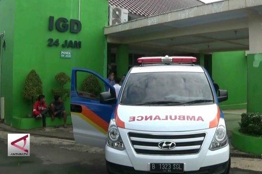 Bupati Demak kecelakaan di Tol Batang