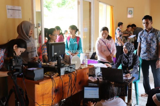 Disdukcapil Sulawesi Barat prediksi 10.500 warga gunakan suket
