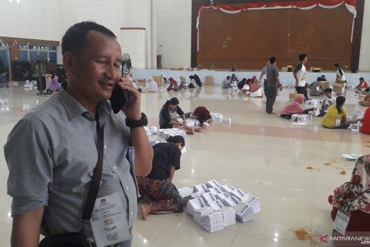 KPU Bangka Tengah Targetkan Partisipasi Pemilih 75 Persen