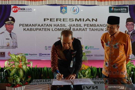 Antara-Pemkab Lombok Barat sepakati kerja sama media layanan informasi