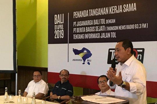 Jasamarga Bali Tol luncurkan informasi tol melalui radio