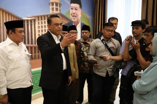 DMI tegaskan masjid bukan untuk kegiatan politik praktis