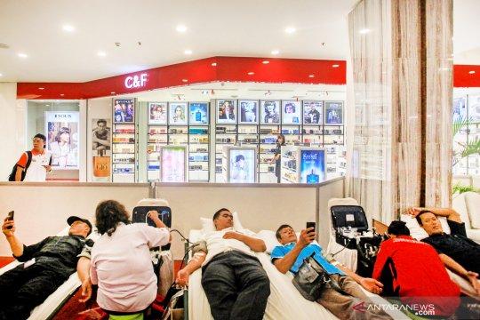Donor darah PMI Yogyakarta diperkirakan turun 60 persen saat puasa