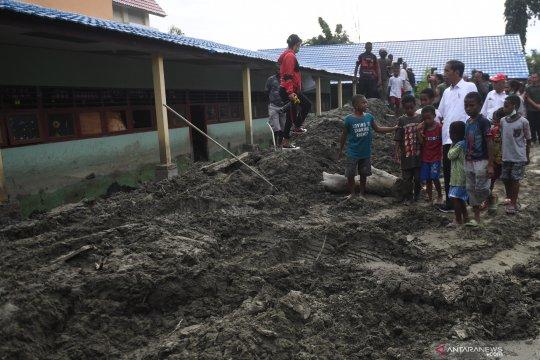 Korban banjir bandang bangga pernyataan Jokowi soal relokasi
