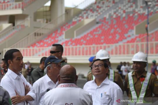 Presiden Jokowi akan buka PON Papua