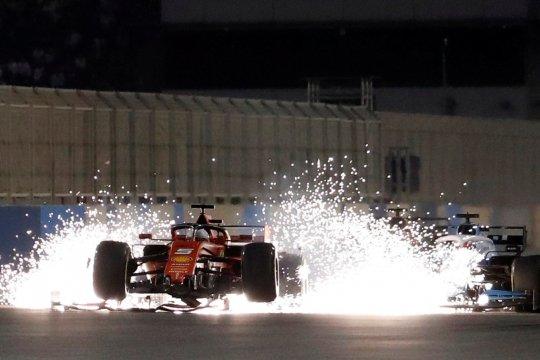 Rosberg puji Ferrari namun kritik penampilan Vettel
