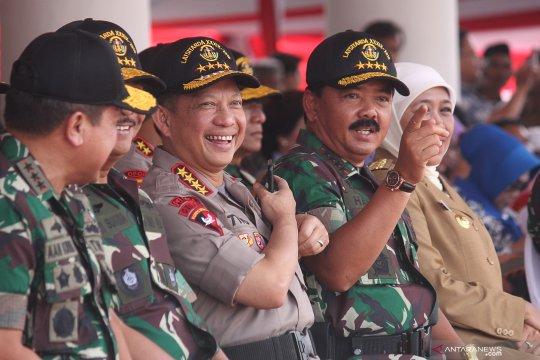 TNI antisipasi gangguan keamanan pasca-pelaksanaan Pemilu