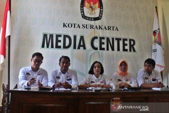 KPU Kota Surakarta targetkan pelipatan surat suara selesai Kamis
