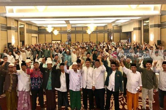 "Ulama Jatim canangkan ""Rabu Putih"" dukung Jokowi-Ma'ruf"