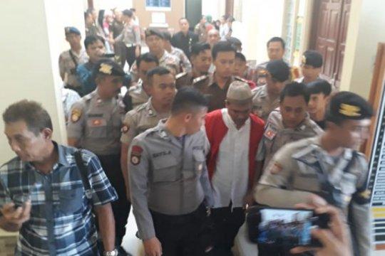 Satu dari tiga terdakwa kasus sabu 6 kg diijatuhi hukuman mati