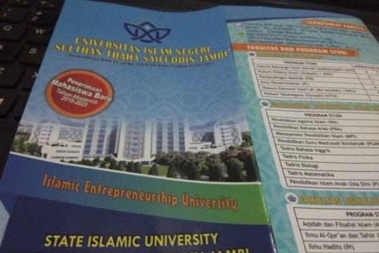 UIN Jambi terima 1.828 mahasiswa baru jalur SNMPTKIN