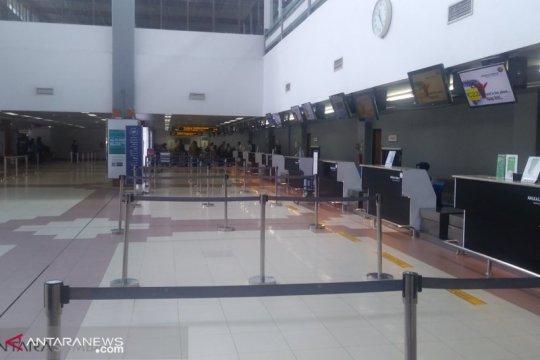 BPS : Penumpang Pesawat di Bandara Minangkabau Turun 13,85 Persen