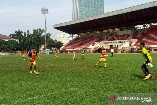 Bhayangkara berikan kesempatan bermain bagi pemain muda demi SEA Games