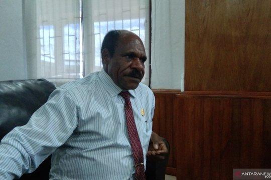 Surat Gubernur Papua gugurkan SK Bupati Mimika berhentikan Ausilius