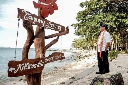 Bangkit untuk pulihkan pariwisata pascatsunami Selat Sunda