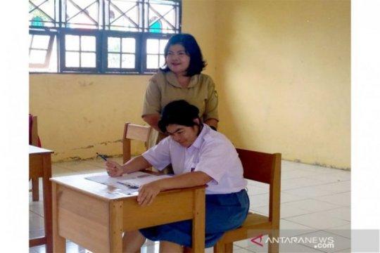 UN SMA luar biasa, pertamai kali dilaksanakan SLBN Kuala Kurun-Kalteng