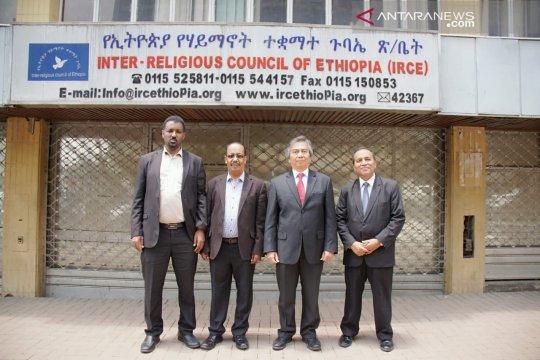 Ethiopia ingin belajar harmoni keberagaman dari Indonesia