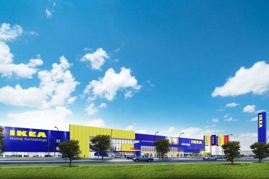 Ikea akan pindahkan pabrik dari AS ke Eropa