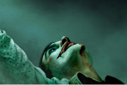 "Penuh ironi, poster pertama ""Joker"" dirilis"