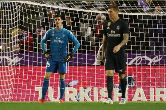Zidane: musim depan Real Madrid punya kiper utama