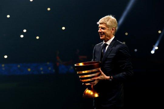 Wenger tidak terganggu 'provokasi permanen' Mourinho