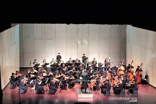 Komponis muda diberi ruang berkarya di Jakarta City Philharmonic