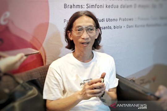 Anto Hoed ingin konser musik klasik jadi destinasi wisata Jakarta