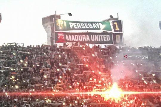 Persebaya bekuk Madura United 1-0