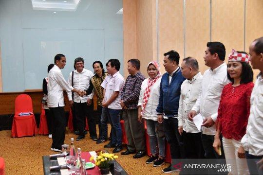Relawan Bravo-5 optimis Jokowi-Amin menang di Nunukan
