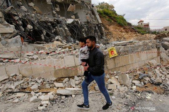 Banyak tanah orang Palestina disita Israel untuk permukiman Yahudi