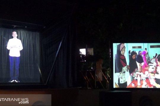 Kemenkominfo tampilkan teknologi karya anak bangsa di Sukabumi