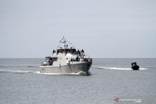 KAL Limboto perkuat pengamanan laut Gorontalo